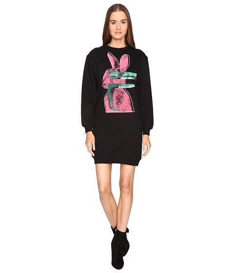 McQ Classic Sweater Bunny Print