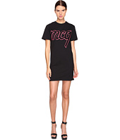 McQ - T-Shirt Dress Varsity-Band