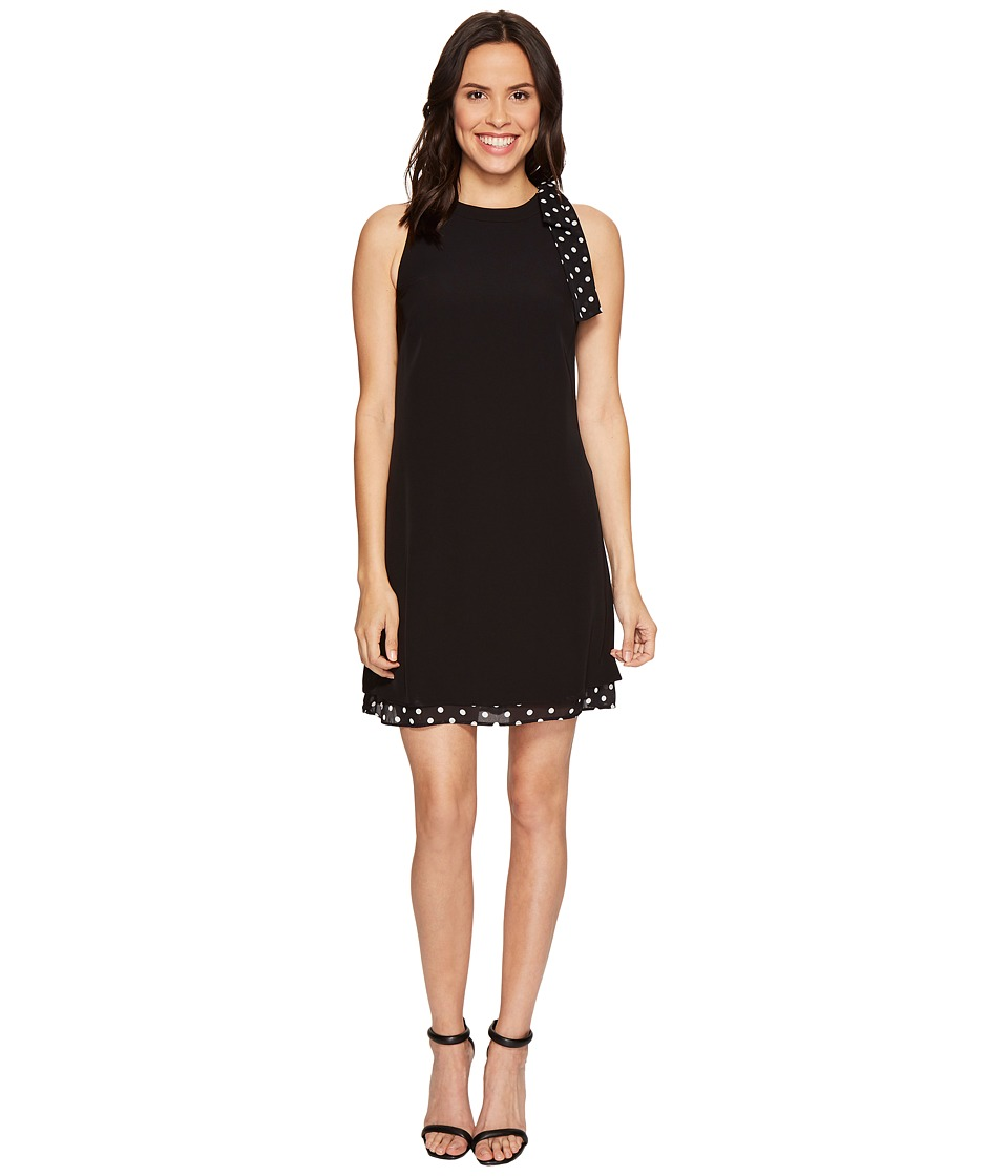 Tahari by ASL Tahari by ASL - Shift Dress with Polka Dot Detail