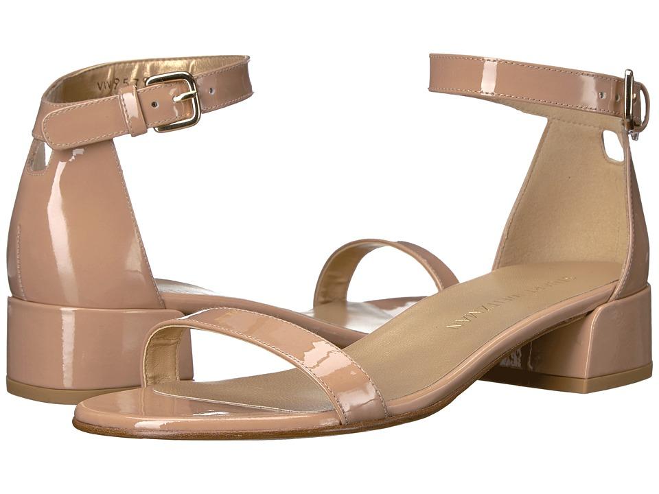 Stuart Weitzman Nudistjune (Adobe Aniline) Women's Shoes