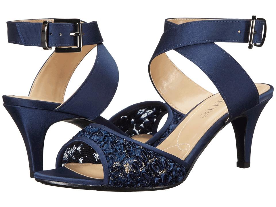 J. Renee Soncino (Navy) Women's Shoes