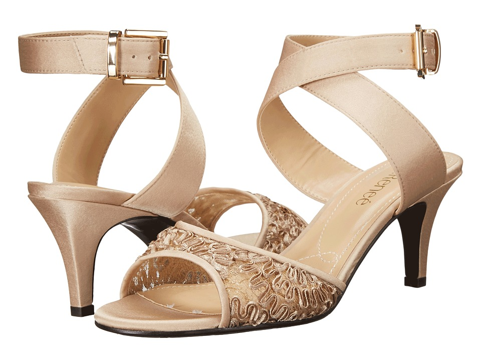J. Renee Soncino (Champagne) Women's Shoes
