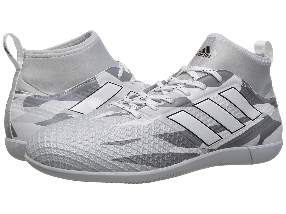 adidas Ace 17.3 Primemesh IN (Clear Grey/White/Black) Men