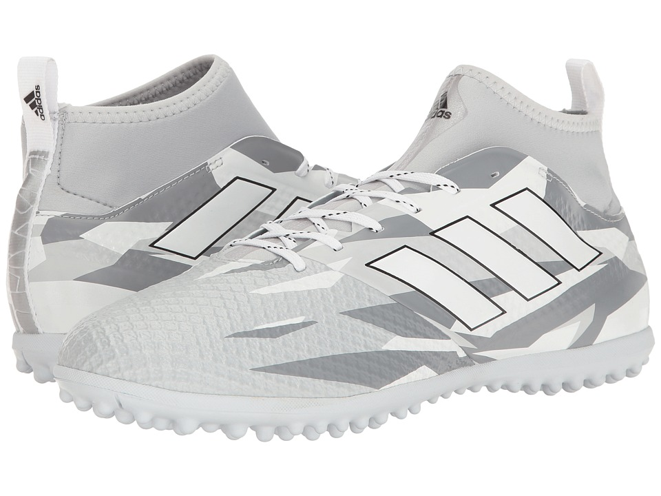adidas - Ace 17.3 Primemesh TF (Clear Grey/White/Black) Mens Soccer Shoes
