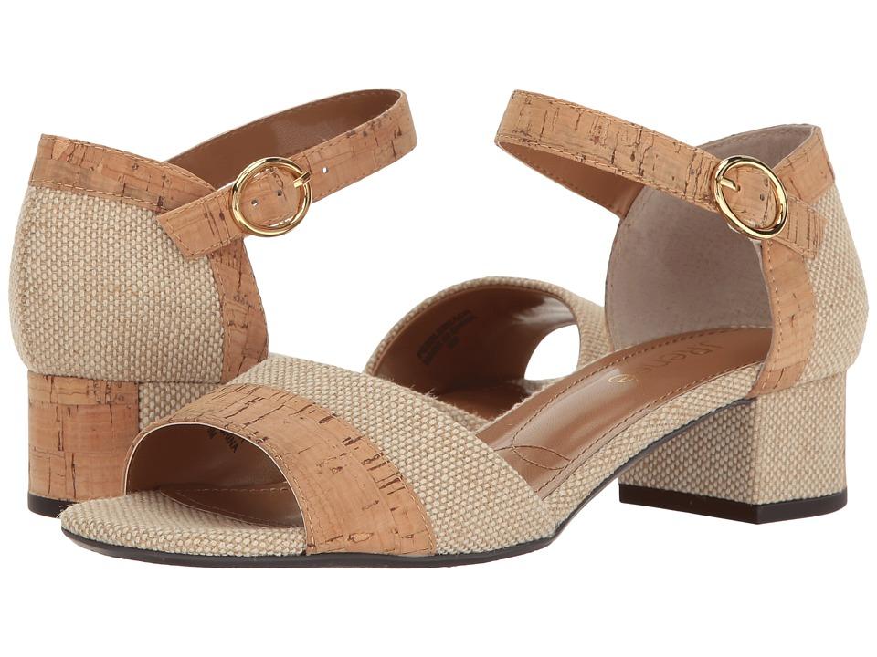 J. Renee - Pebblebeach (Natural/Cork) Women's Shoes