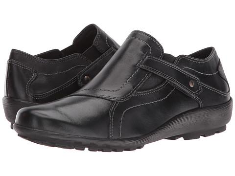 Walking Cradles Hardy - Black Leather