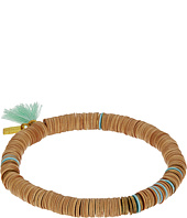 Chan Luu - Sequin Tassel Stretch Bracelet