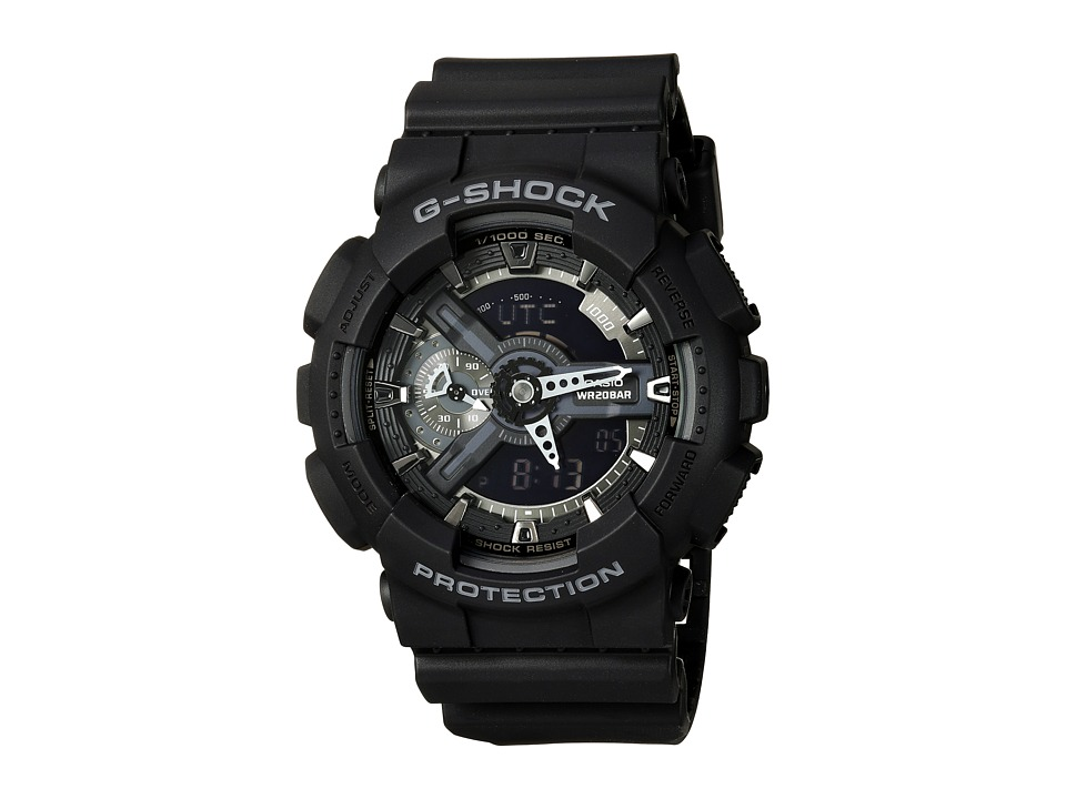 G-Shock - GA-110 (Black) Sport Watches