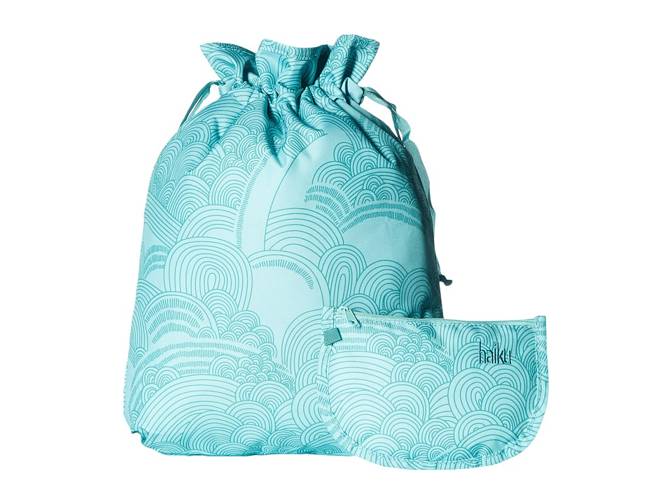 Haiku - Travel Set (Sea Blue) Travel Pouch