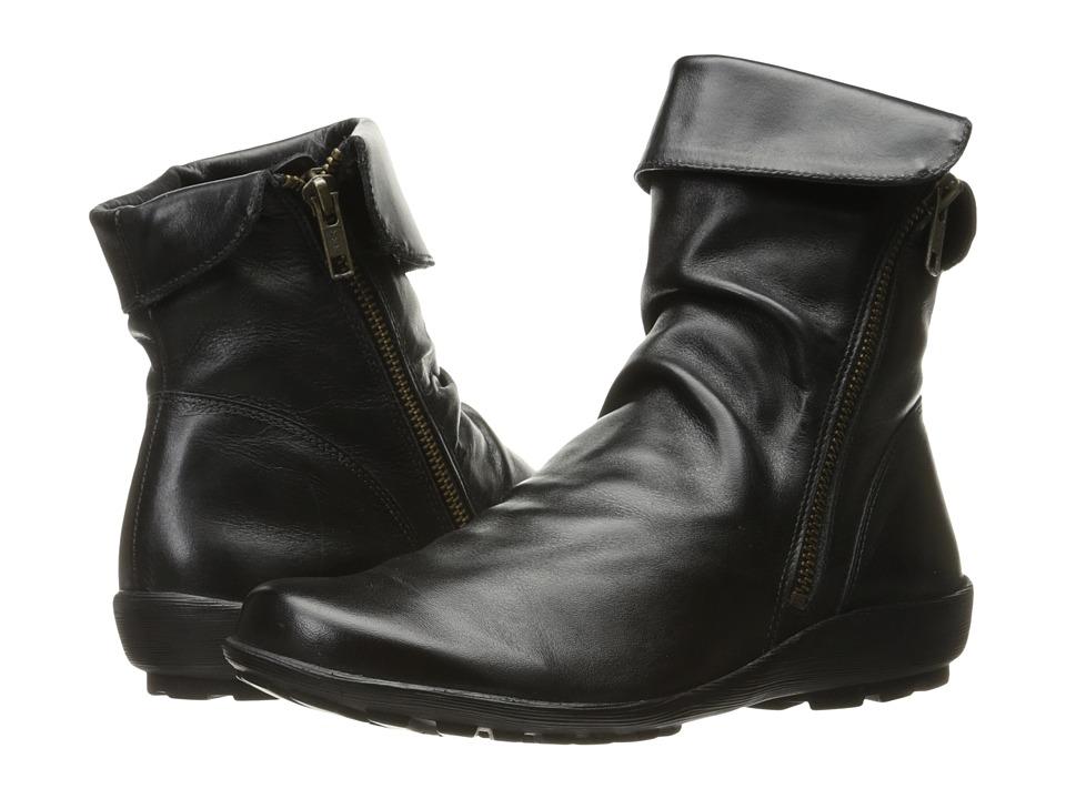 Walking Cradles Heist (Black Softee Leather) Women