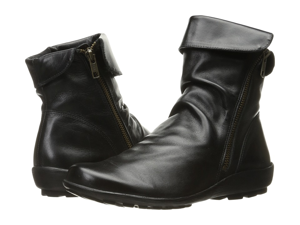 Walking Cradles Heist (Black Softee Leather) Women's Shoes