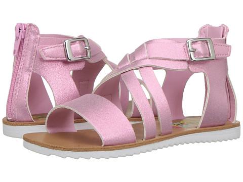 Rachel Kids Lil Montauk (Toddler/Little Kid) - Pink Shimmery