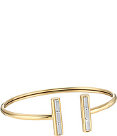 Michael Kors - Midnight Rose Gold and Crystal Flex Open Cuff Bracelet