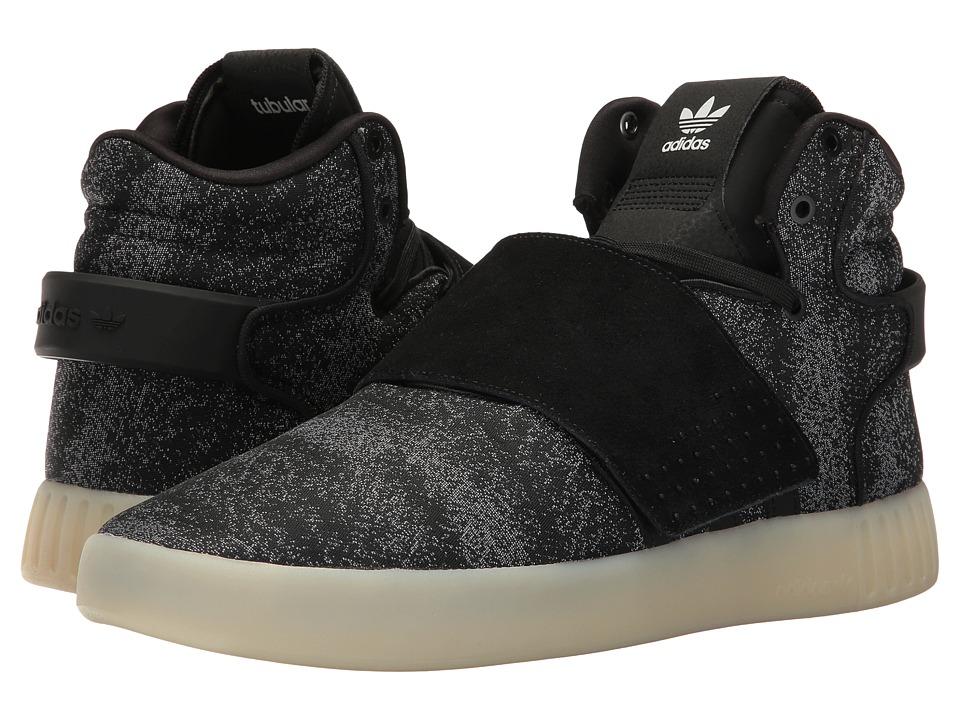 adidas Originals Tubular Invader Strap JC (Core Black/Core Black/Crystal White S16) Men