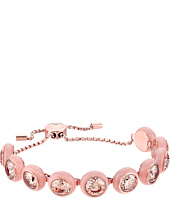 Michael Kors - Blush Acetate and Champagne CZ Slider Bracelet