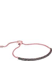 Michael Kors - Color Rush Hematite Pavé Bombay Slider Bracelet