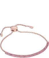 Michael Kors - Color Rush Light Rose Pavé Bombay Slider Bracelet