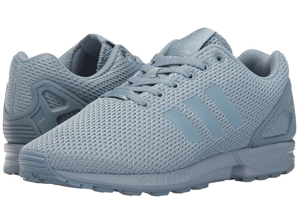 adidas Originals ZX Flux Clima Pastels (Tactile Blue S17/Tactile Blue S17/Tactile Blue S17) Men