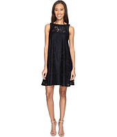 Donna Morgan - Sleeveless Tent Lace Dress