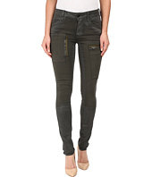 G-Star - Powel Utility Mid Skinny Pants in Sateen Super Stretch Dark Combat