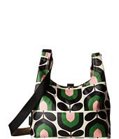 Orla Kiely - Matt Laminated Stripe Tulip Print Midi Sling Bag