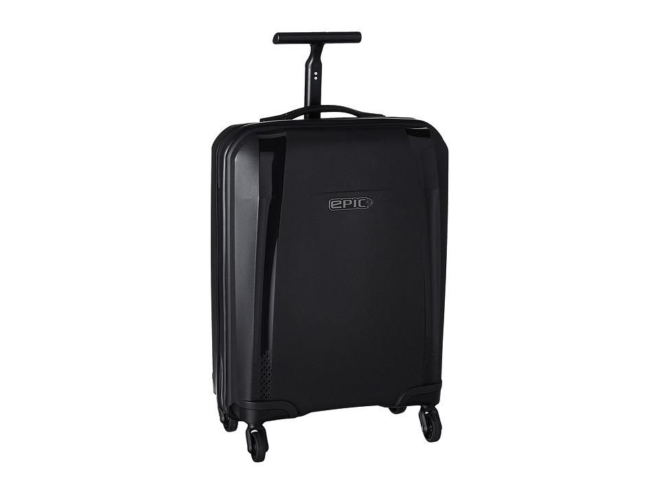 EPIC Travelgear Phantom 22 Trolley (Black Metal) Luggage