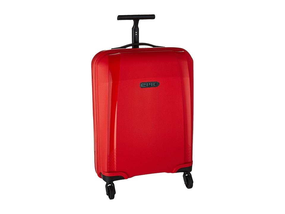 EPIC Travelgear Phantom 22 Trolley (Racing Red) Luggage