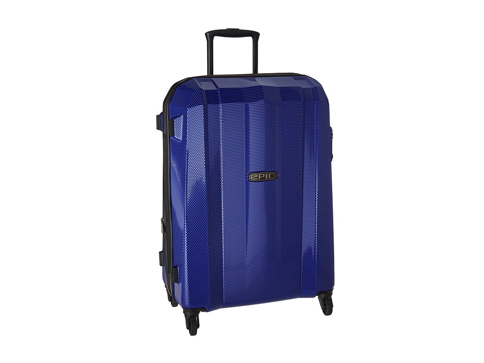 EPIC Travelgear - GRX Hexacore EX 26 Trolley (Cobalt Blue) Luggage