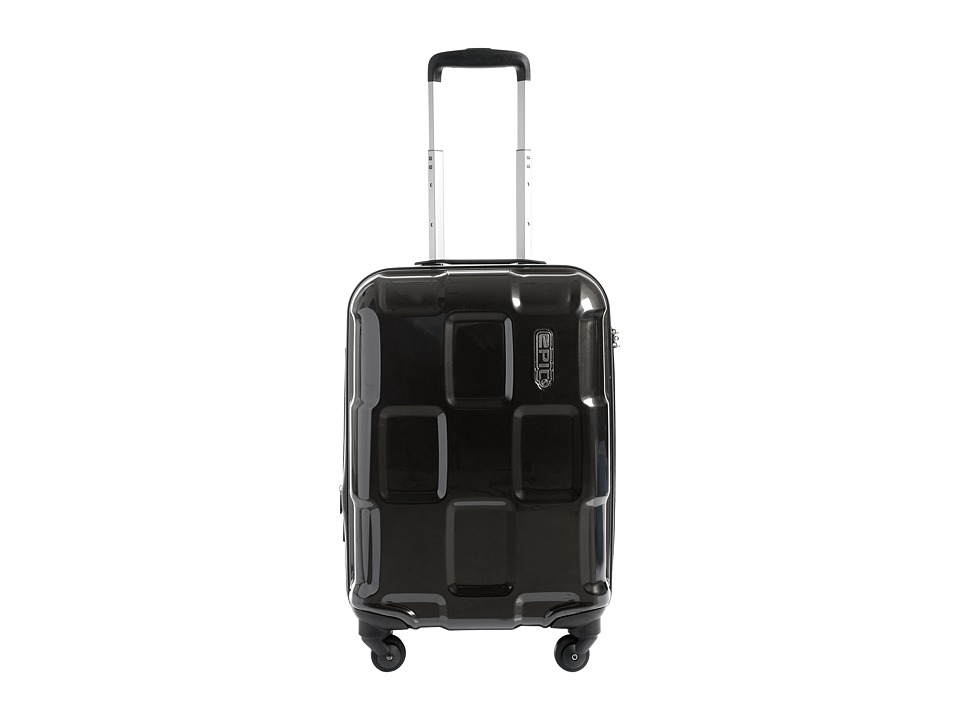 EPIC Travelgear Crate EX 22 Trolley (Black Metal) Luggage