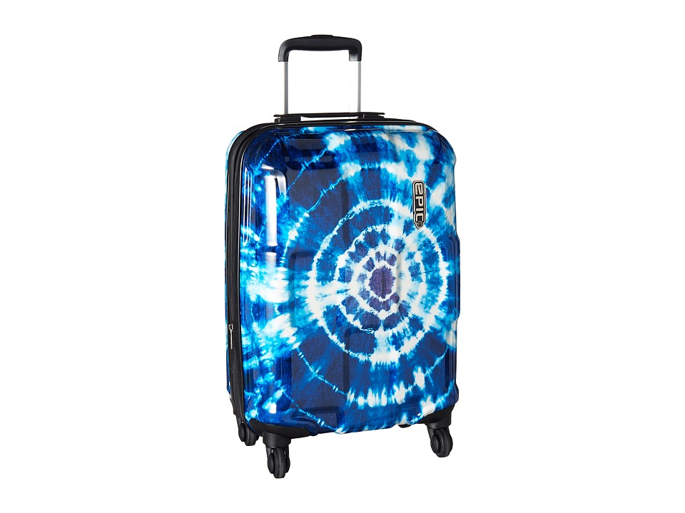 EPIC Travelgear Crate Wildlife EX 22 Trolley (Blue Tie-Dye) Luggage