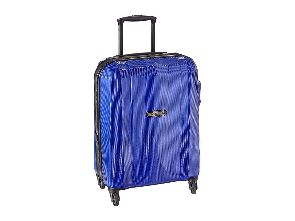 EPIC Travelgear - GRX Hexacore EX 22 Trolley (Cobalt Blue) Luggage