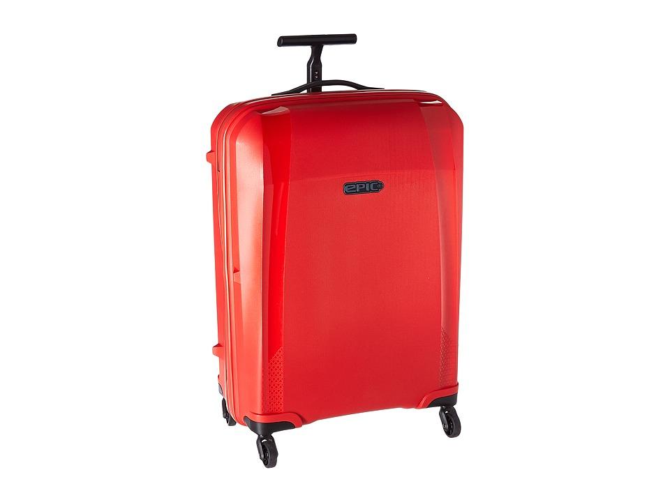 EPIC Travelgear Phantom 26 Trolley (Racing Red) Luggage