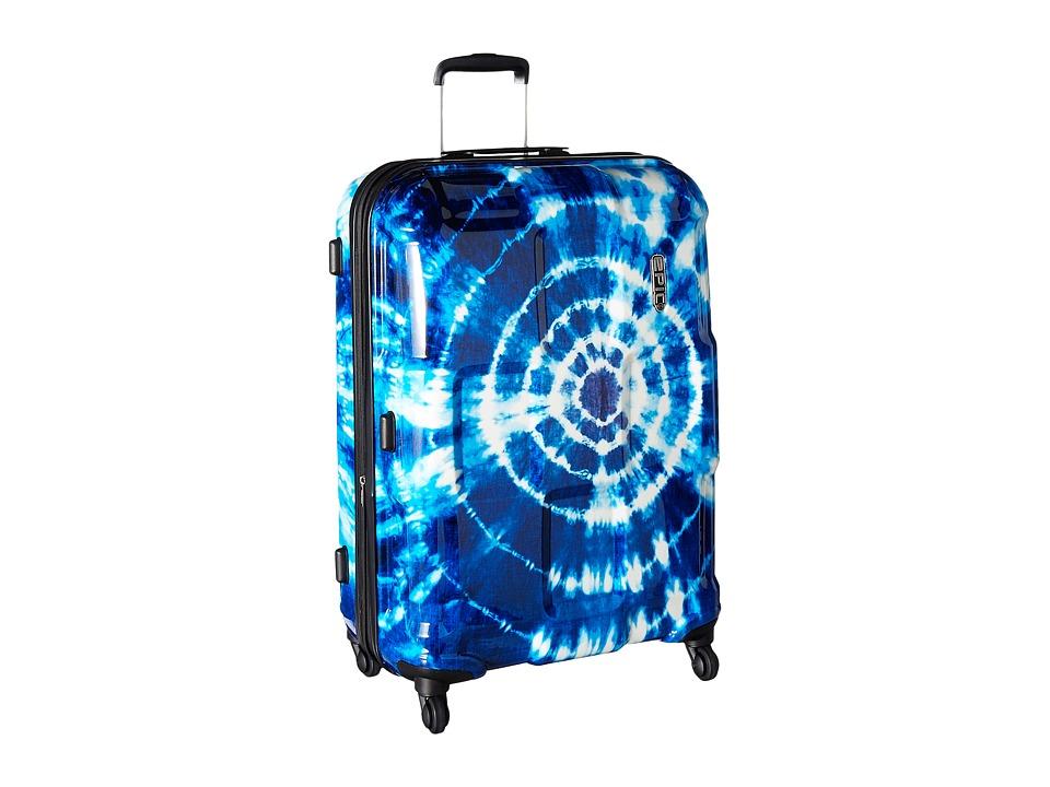 EPIC Travelgear Crate Wildlife EX 30 Trolley (Blue Tie-Dye) Luggage