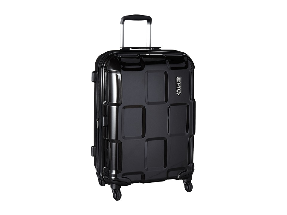 EPIC Travelgear Crate EX 26 Trolley (Black Metal) Luggage