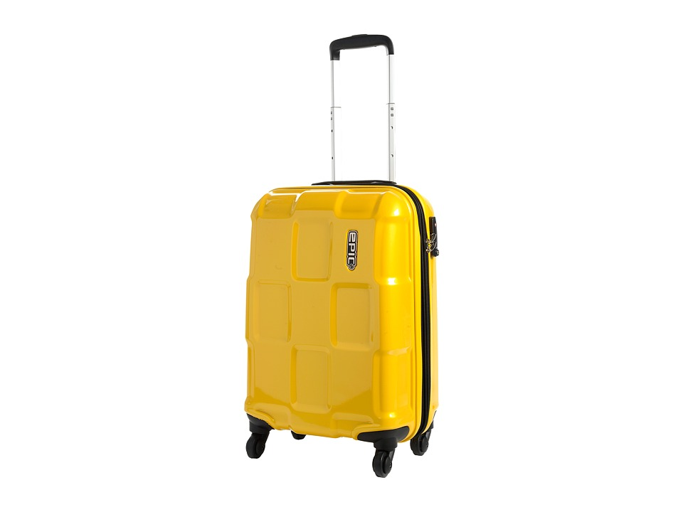 EPIC Travelgear Crate EX 22 Trolley (Mango Juice) Luggage
