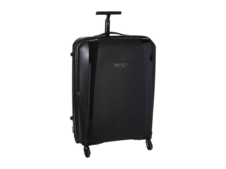 EPIC Travelgear Phantom 26 Trolley (Black Metal) Luggage