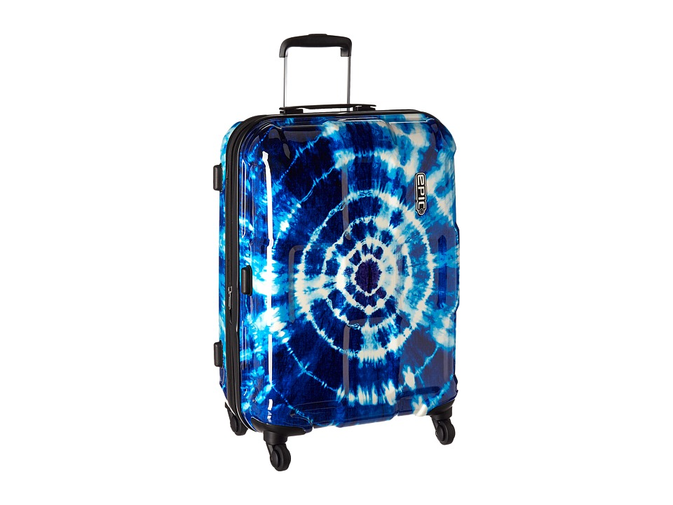 EPIC Travelgear Crate EX Wildlife 26 Trolley (Blue Tie-Dye) Luggage