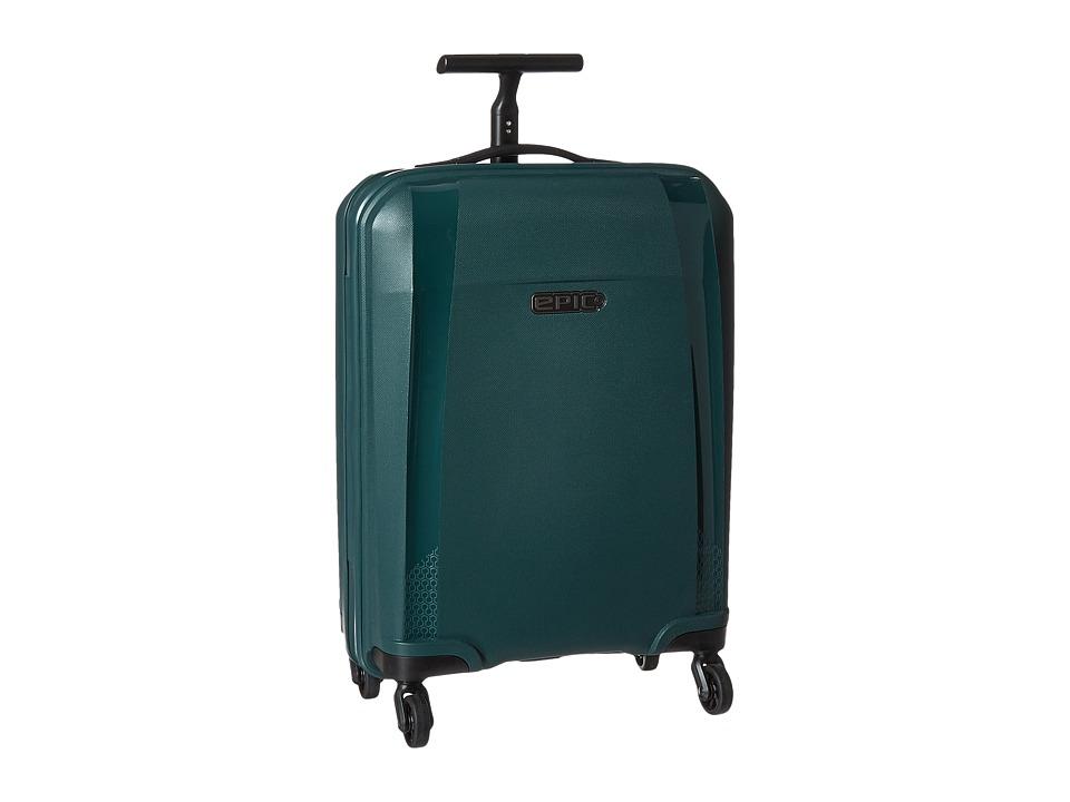 EPIC Travelgear Phantom 22 Trolley (Racing Green) Luggage