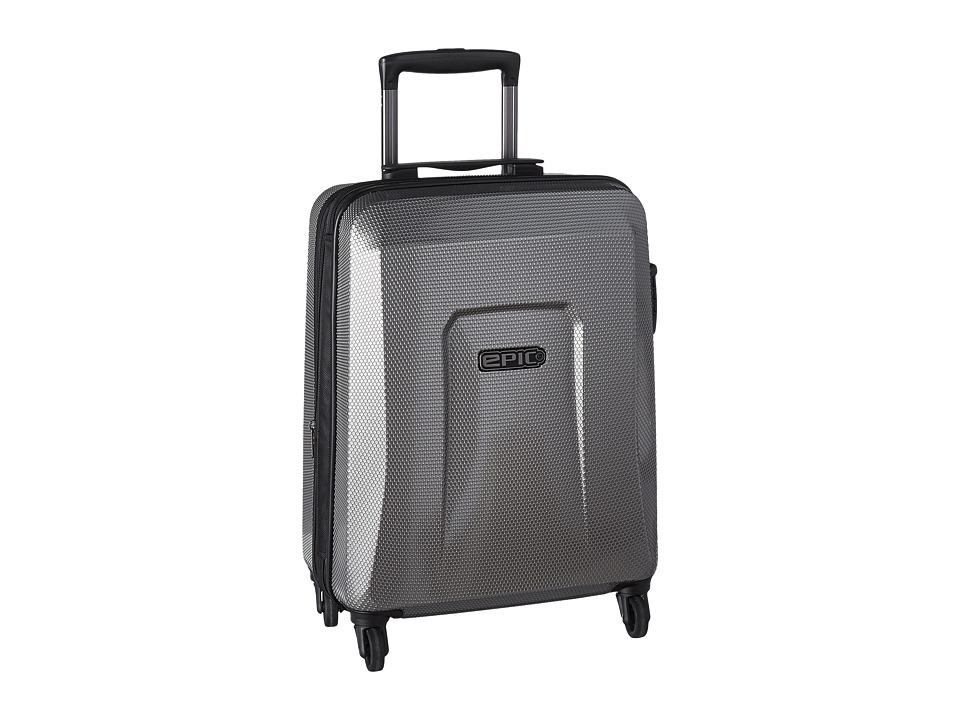 EPIC Travelgear HDX EX 22 Trolley (Dark Grey) Luggage