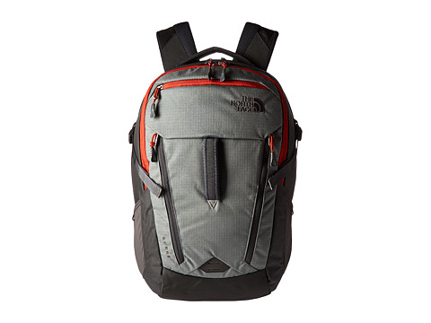 The North Face Surge Backpack - Sedona Sage Grey/Aspahlt Grey