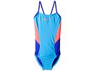 Nike Kids - Color Surge V-Back One-Piece Swimsuit (Little Kids/Big Kids)