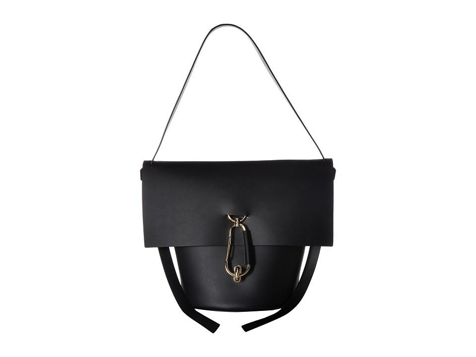 ZAC Zac Posen - Belay Shoulder (Black) Shoulder Handbags