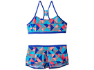 Nike Kids - Optic Pop Racerback Bikini (Big Kids)