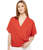 LAmade - Ines V-Neck Crossover Top