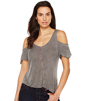 LAmade - Ollie Cold Shoulder Top
