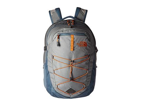 The North Face Borealis Backpack - Sedona Sage Grey/Conquer Blue