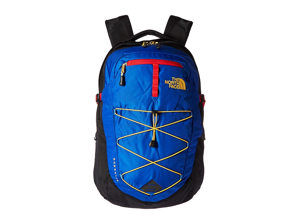 The North Face - Borealis Backpack (Bright Cobalt Blue/TNF Black) Backpack Bags