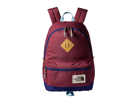 The North Face Mini Berkeley Backpack - Amaranth Purple/Nimbus Blue