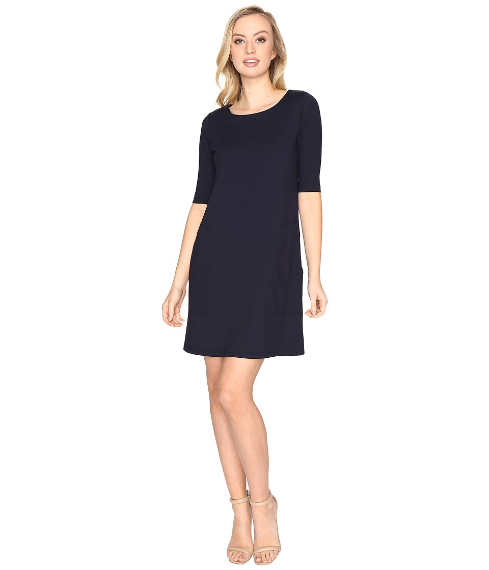 Susana Monaco Madison Dress (Midnight) Women
