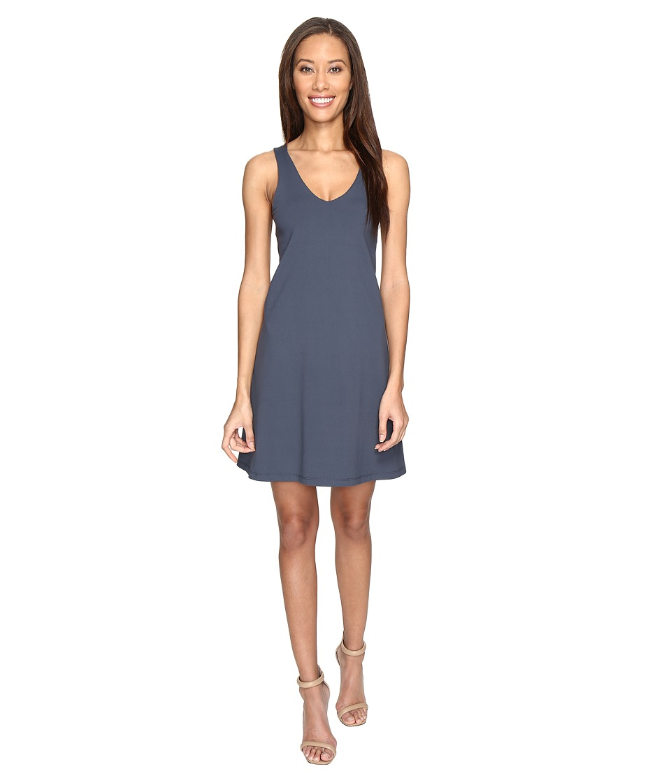 Susana Monaco Serena Dress (Charcoal) Women